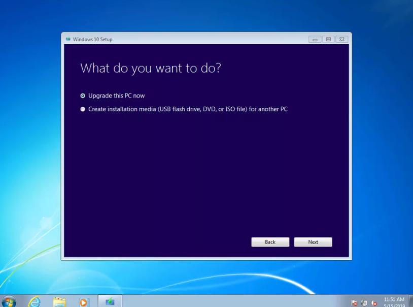 How to Upgrade Windows 7 to Windows 10 Free Method
