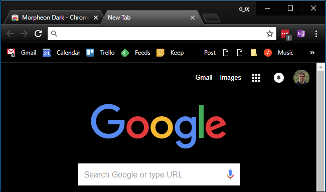 How to Enable Dark Mode for Google Chrome Desktop 2