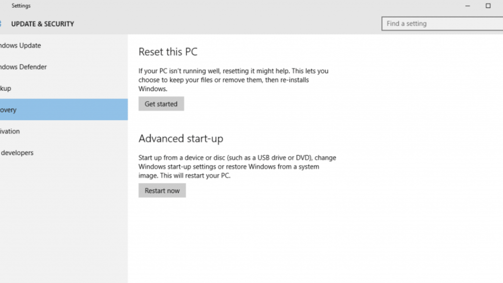 How to Factory Reset Windows 10 Direct and Easy 1