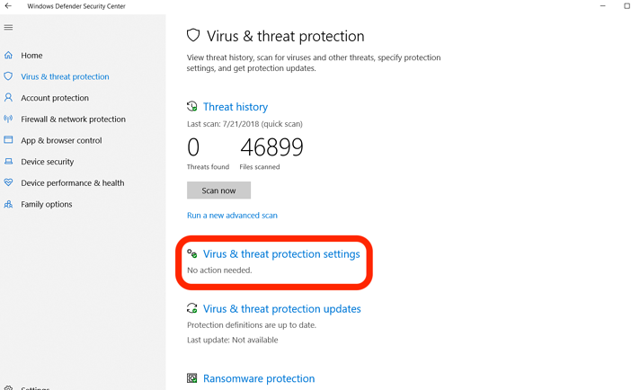How to Turn Off Windows Defender (Temporarily and Permanently) 1