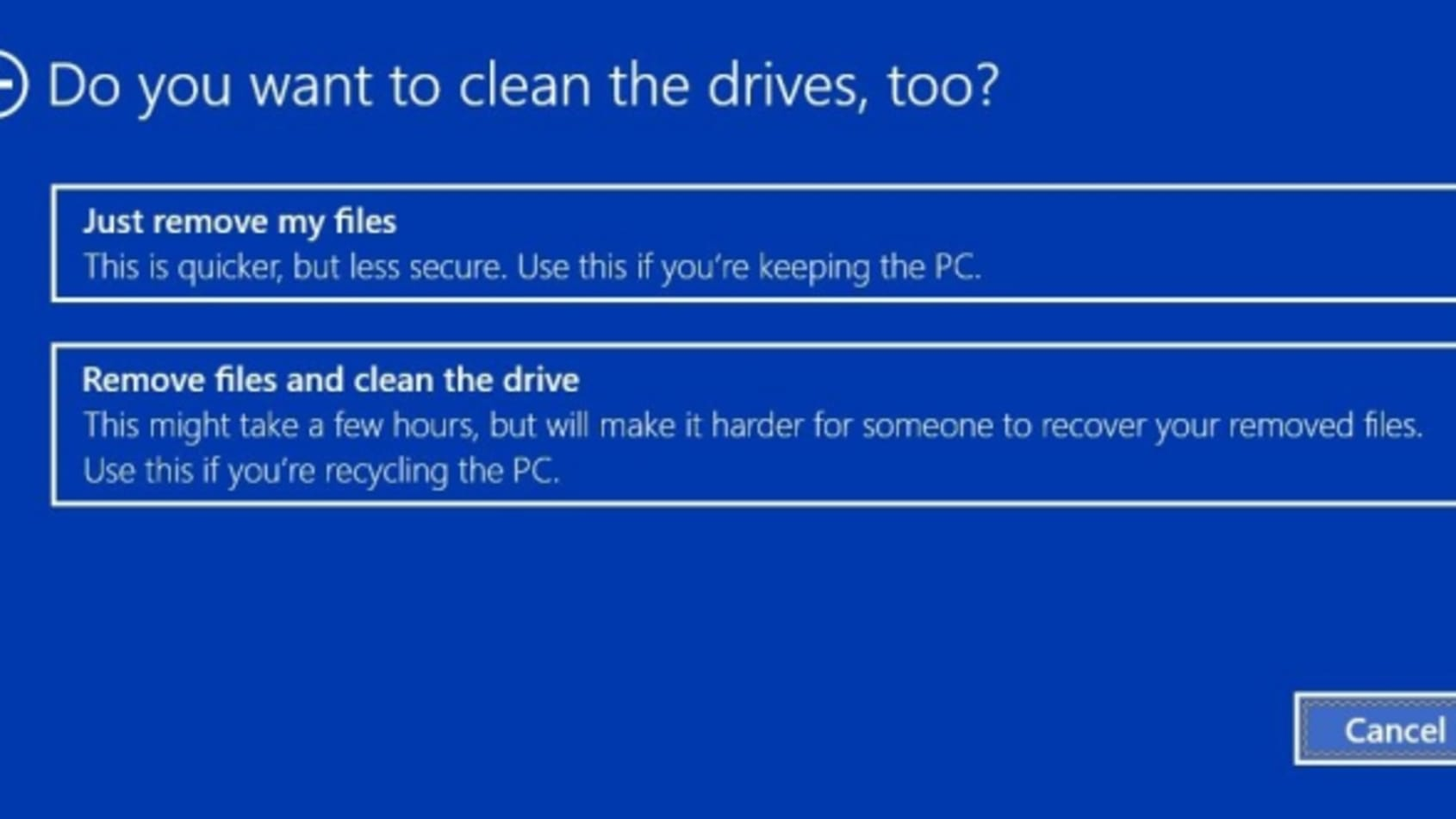How to Wipe Data From Laptop {Windows, Mac, Linux} 2