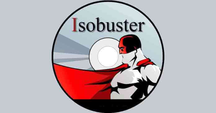 IsoBuster Pro Cover