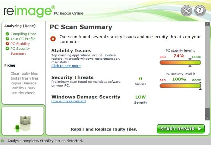 Reimage PC Repair Crack License Key Full Version