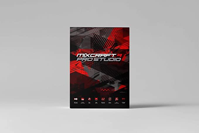 Mixcraft Pro Studio Cover