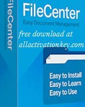 Lucion FileCenter 11.0.28.0 Crack + Activation Key 2021 Download