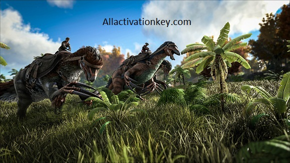 ARK Survival Evolved Crack 2021