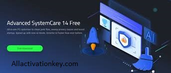 Advance SystemCare Crack free Download