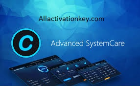 Advance SystemCare Crack Activation