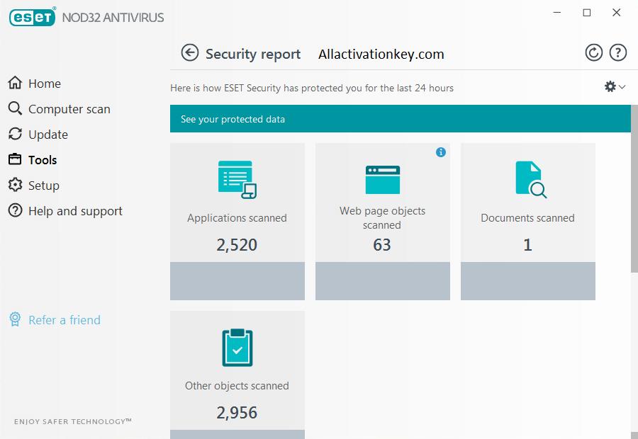 ESET NOD32 Antivirus Crack Download