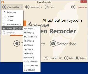 Icecream Screen Recorder Crack 2021