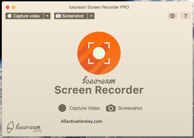 Icecream Screen Recorder Crack Latest