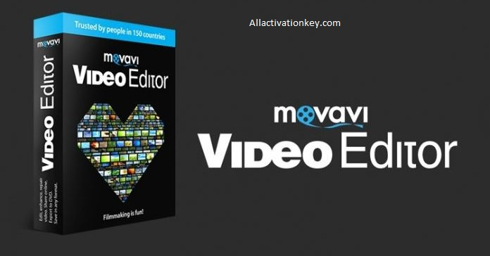 Movavi Activation Key with Crack Latest version 2021