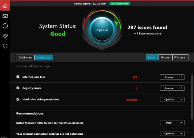System Mechanic Pro 20.7.1.34 Activation Key Crack 2021 Latest