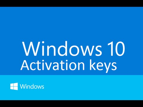Windows 10 Activation Key Free + Crack Full Download
