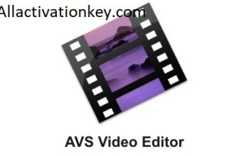 AVS Video Editor 9.4.4.375 Crack + Activation Key free Download Latest 2021