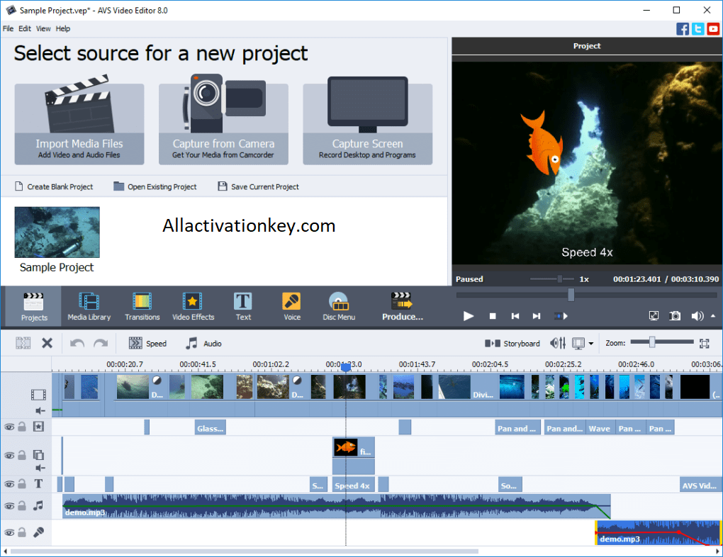 AVS Video Editor Crack Latest Version