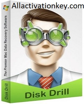 Disk Drill Pro Crack Featured