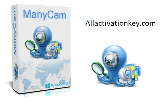 ManyCam 7.8.3 Crack
