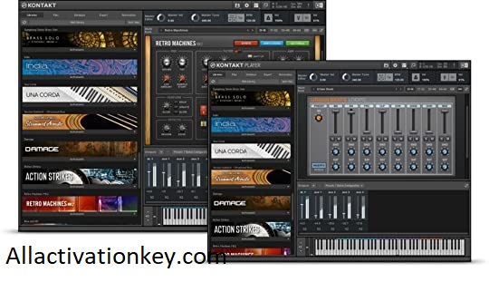 Native Instruments Kontakt Crack Latest 2021