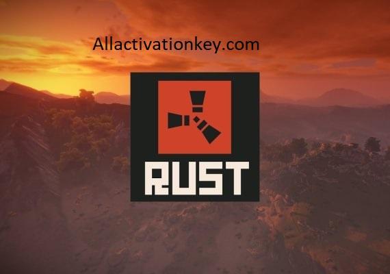 Rust PC Game Crack
