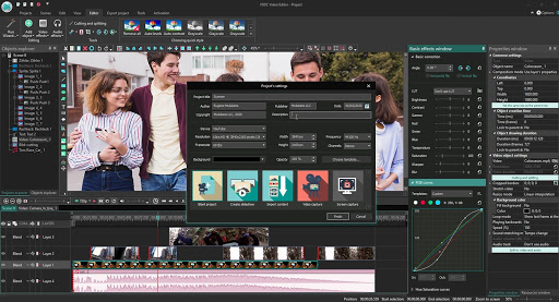 VSDC Video Editor Pro 6.6.5.269 Crack with Activation Key 2021 Latest