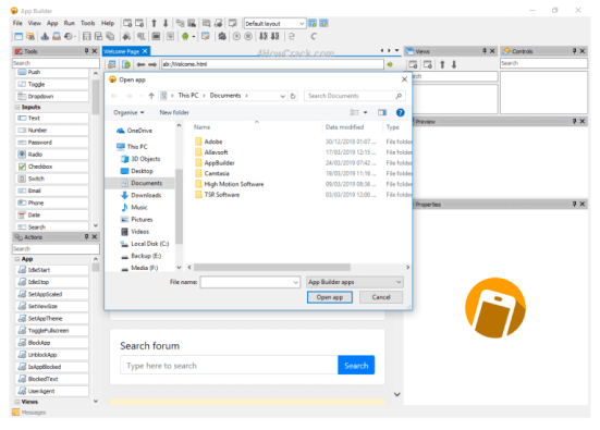 App Builder 2021.28 + Patch Crack With Activation Key[Latest Version]