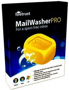 Firetrust MailWasher Pro 7.12.55 Crack + License Key 2021 Latest