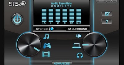 SRS Audio Essentials 1.2.3.12 Crack + Activation Key Full Version
