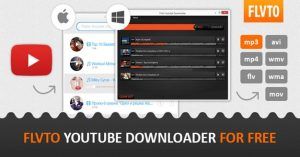 Flvto Youtube Downloader 1.5.11.2 Crack + License Key Free 2021
