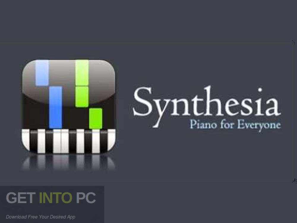 Synthesia Crack v10.7 Unlock + Keygen [Editor Piano] Latest 2021