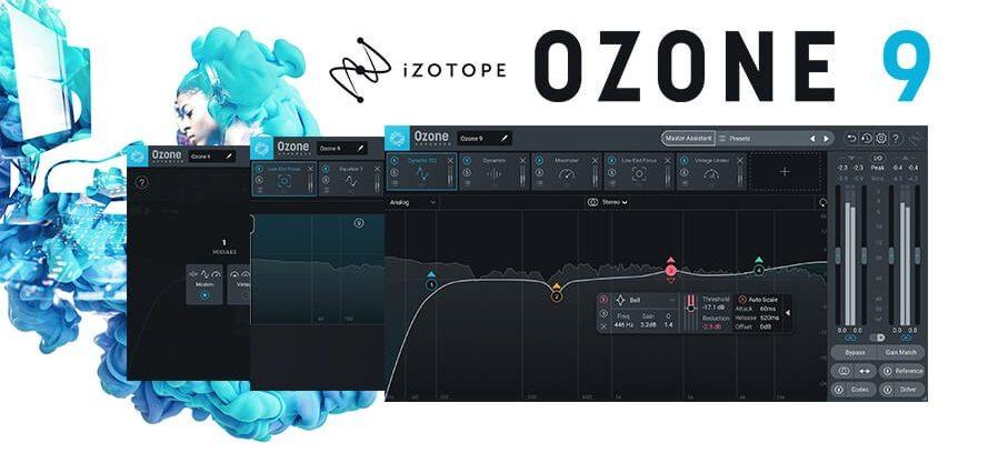 iZotope Ozone Advanced v9.10 Crack + Serial Number [2021] Latest