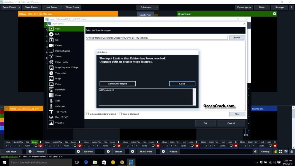 vMix 24.0.0.62 Crack + Registration Key Full [Latest] Free Download
