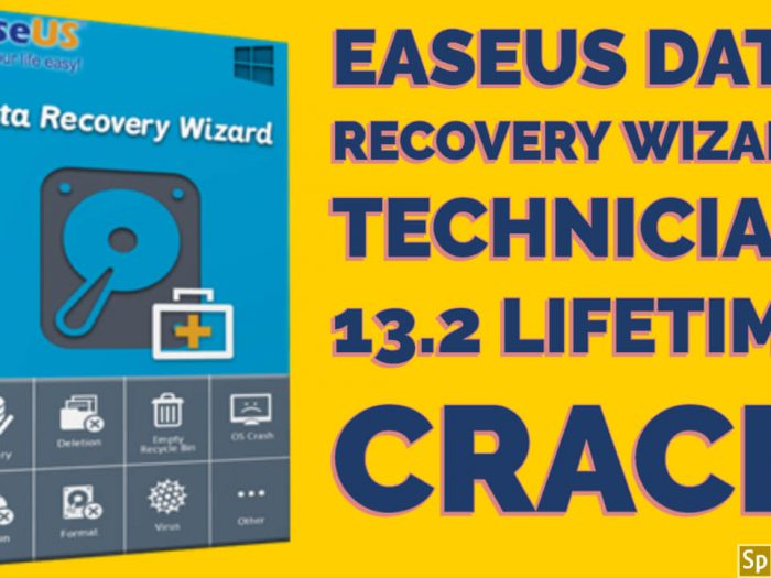 EaseUS Data Recovery Wizard Technician 14.5 Crack & Serial Key [Latest] Free Download