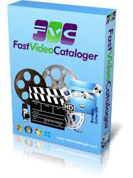 Fast Video Cataloger 8.0.1 Crack & Registration key [2021] Free Download
