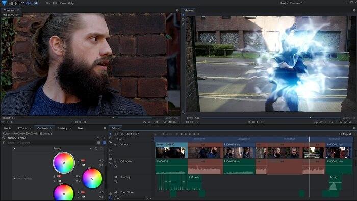 Hitfilm Pro Crack 2021.1 (16.1) + Activation Key/Code Free 2021