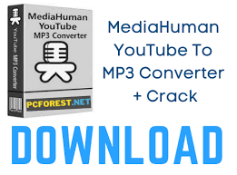 MediaHuman YouTube To MP3 Converter 3.9.9.58 Crack + License Key Free Download