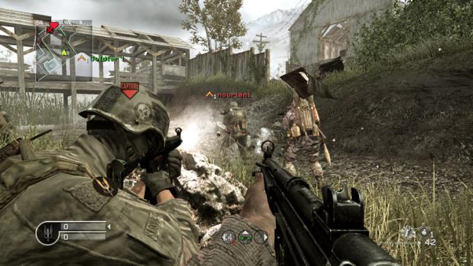 Call of Duty 4 Modern Warfare MacOS Crack + Free Download