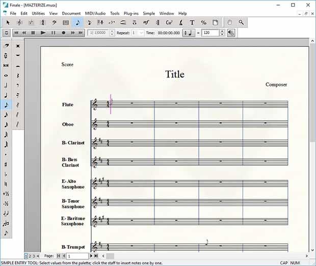 MakeMusic Finale 27.0.0.710 Crack + Key 2021 (Torrent) Full