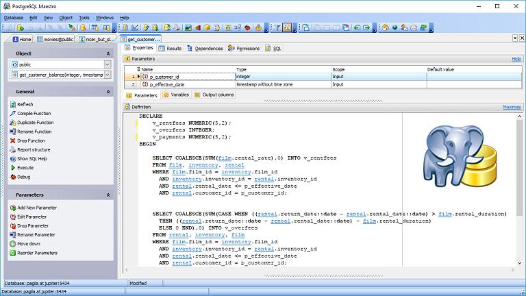 PostgreSQL Maestro 19.10.0.5 Crack Full Version & Serial Key [Latest Version]