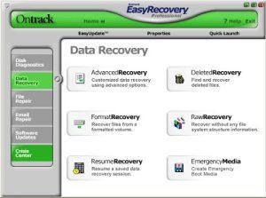 Ontrack EasyRecovery Professional 15.0.0.1 Crack + Keygen [2021]