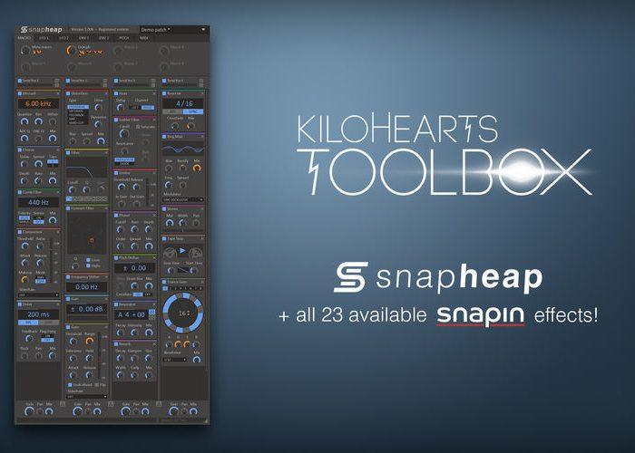 kiloHearts Toolbox Ultimate 1.8.17 Crack + Registration Key [Latest] Free Download