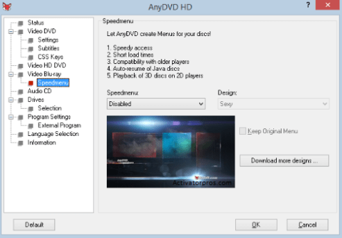 AnyDVD HD 8.5.7.0 Crack + Keygen 2022 [Latest] Free Download