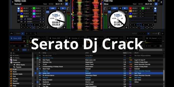 Serato DJ Pro v2.5.6 Crack + License Key (100% Working) 2022