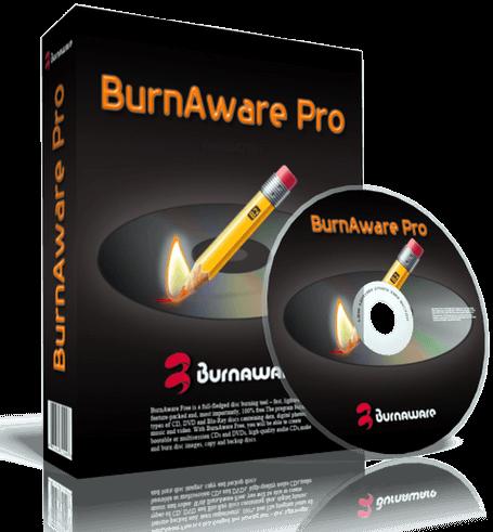 BurnAware Professional 14.7 Crack + Serial Key Premium 2022