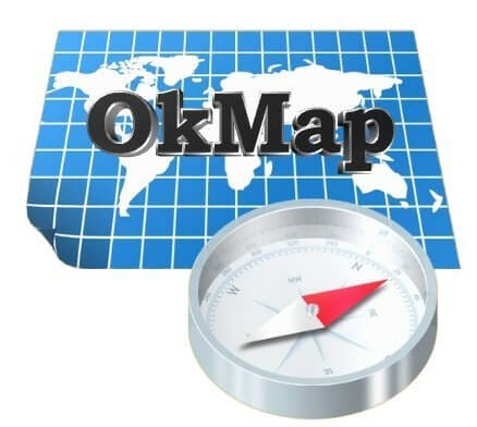 OkMap Crack 17.2.0 With Serial Key X64 [Latest Version] 2022